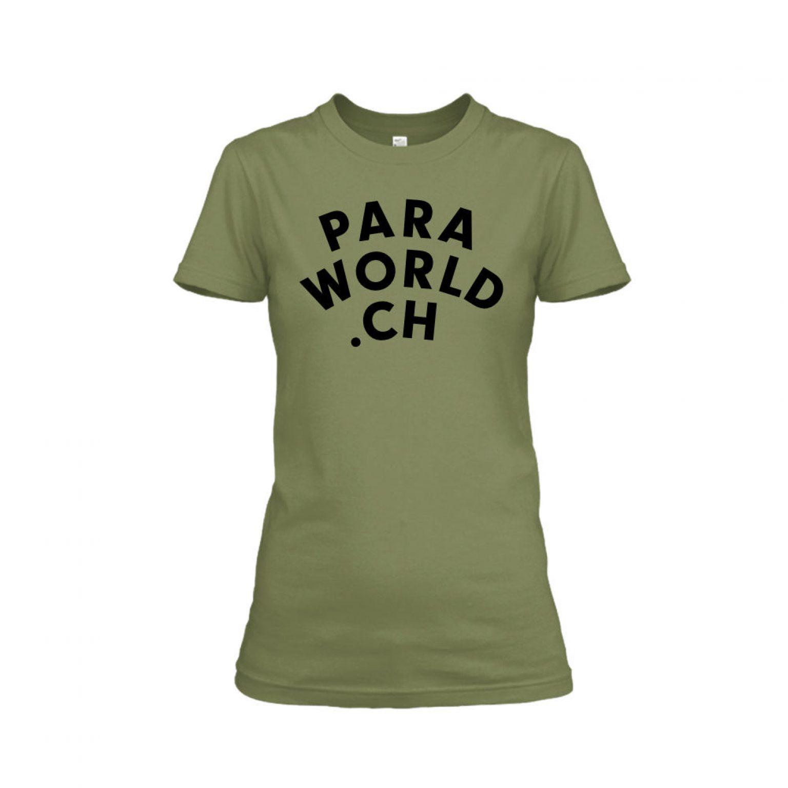 PW ClassicBlack shirt damen military