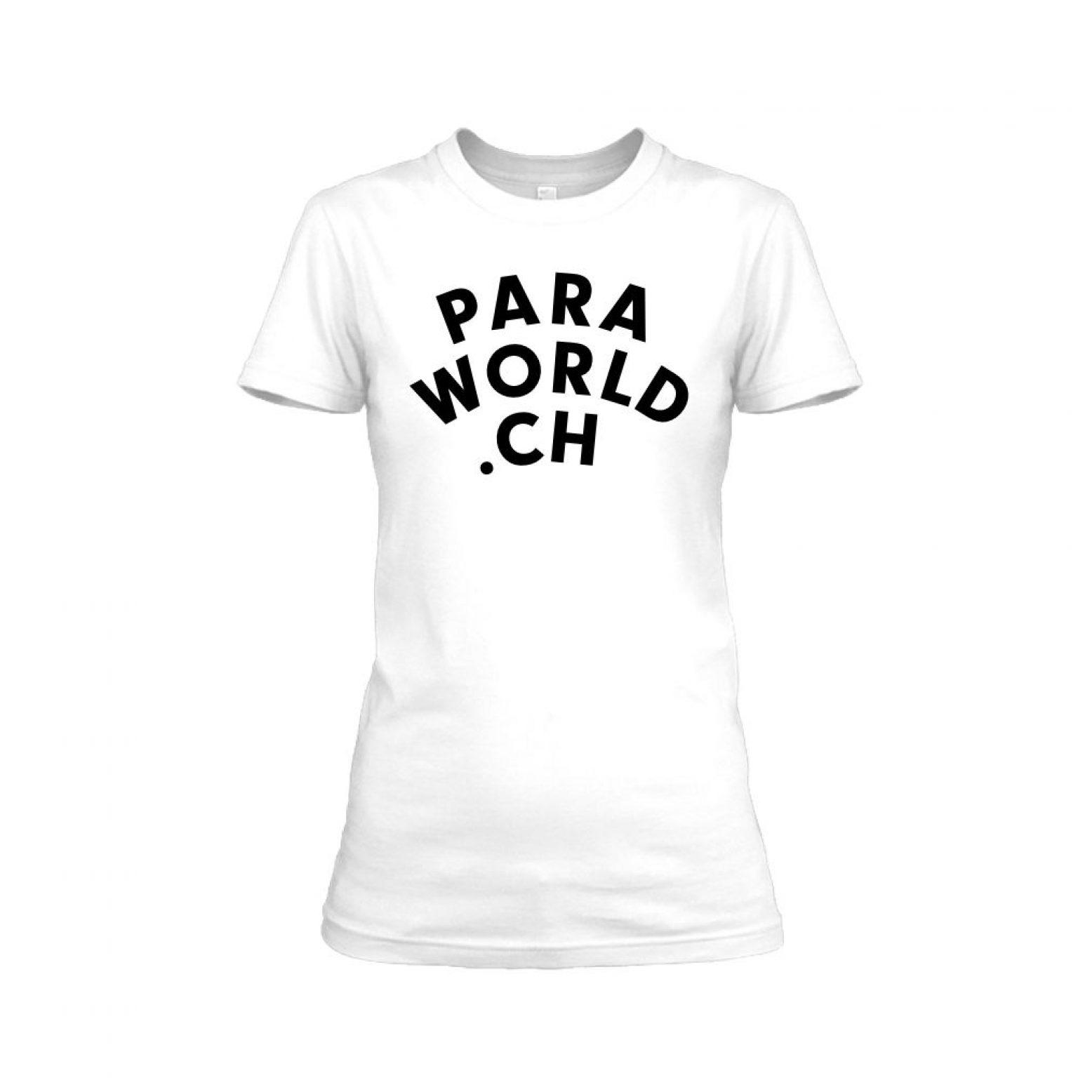 PW ClassicBlack shirt damen weiss