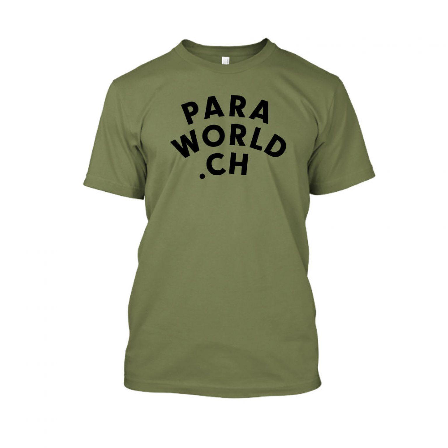 PW ClassicBlack shirt herren military