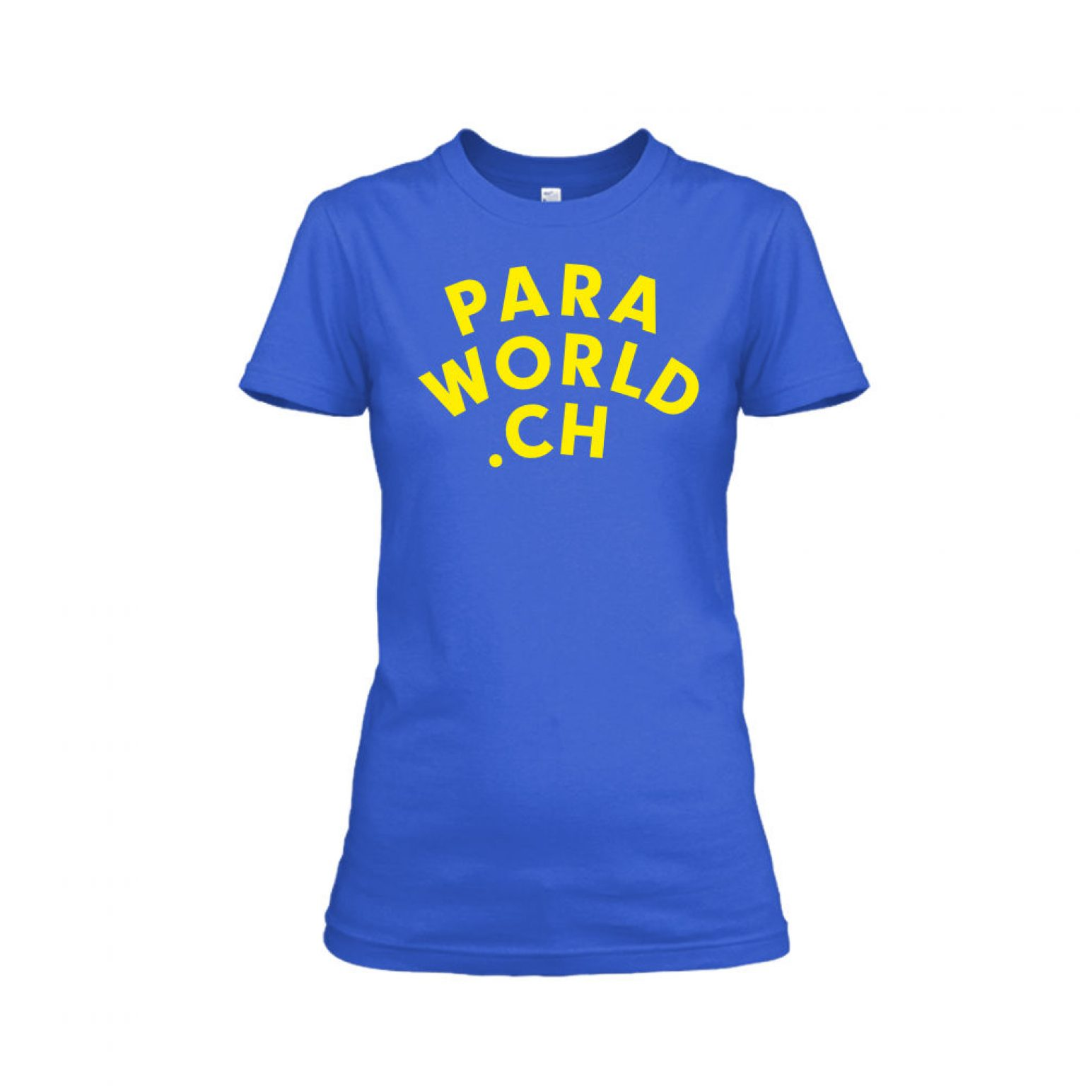 PW ClassicYellow shirt damen blue