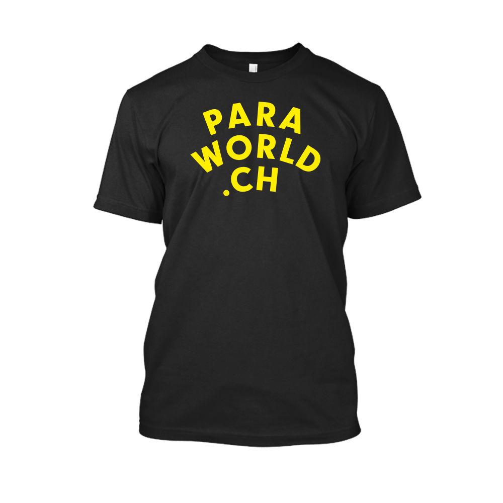 PW ClassicYellow shirt herren black