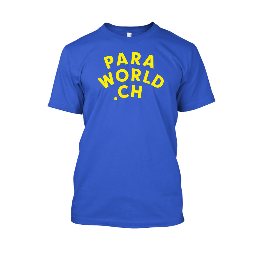 PW ClassicYellow shirt herren blue