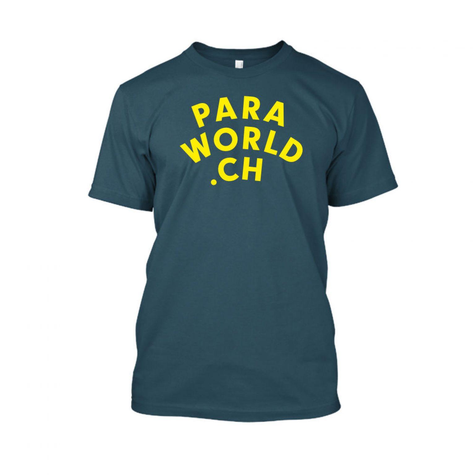PW ClassicYellow shirt herren navy