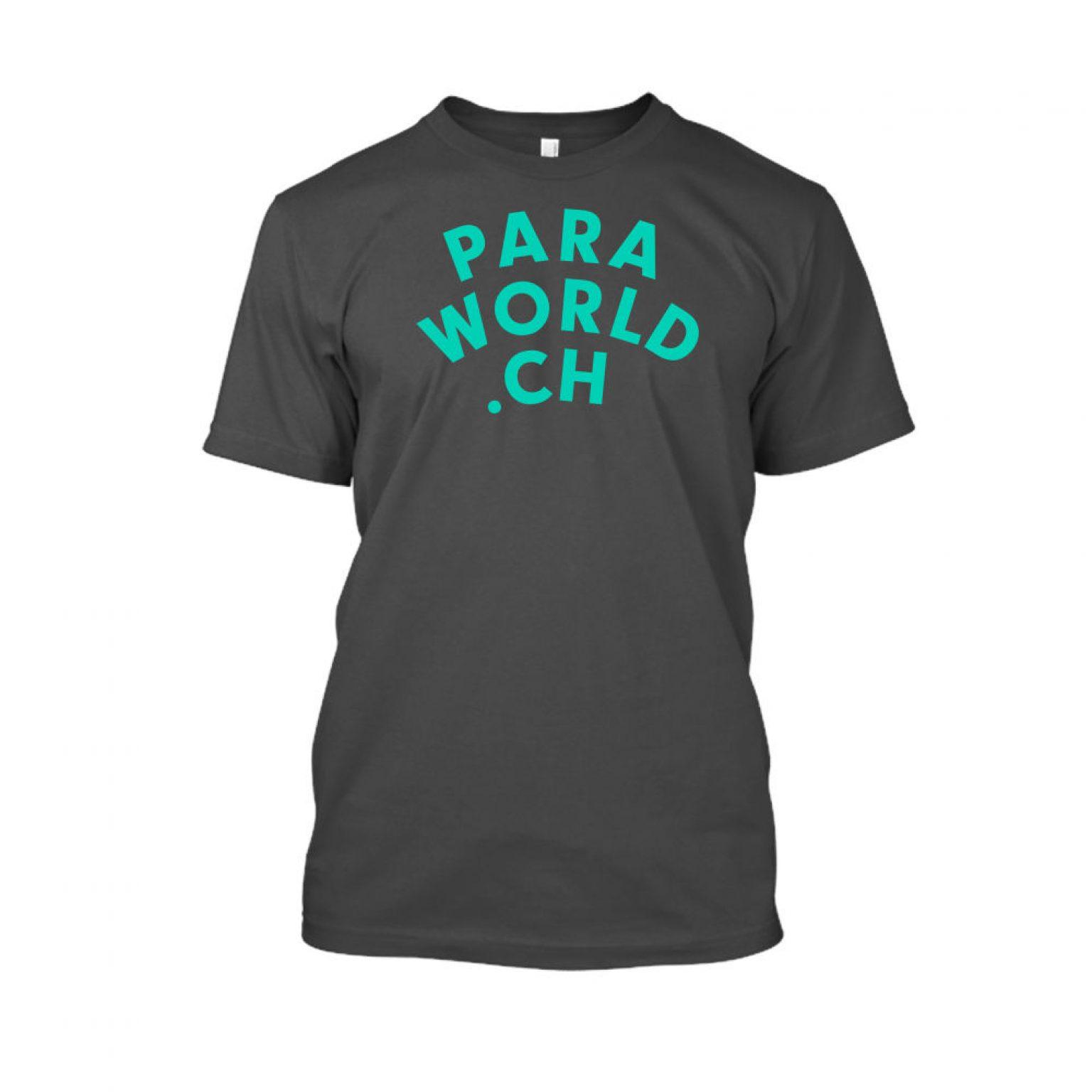 PW Classicturqois shirt herren charcoal