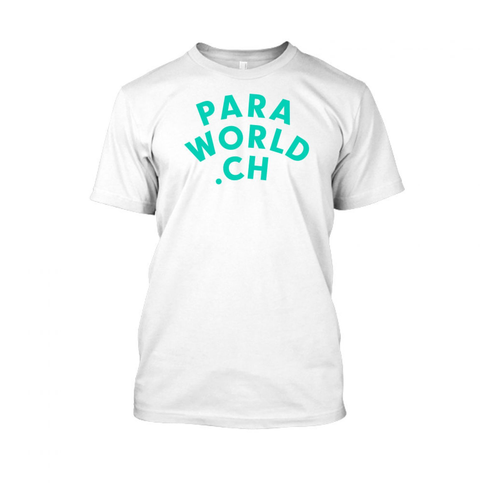 PW Classicturqois shirt herren white