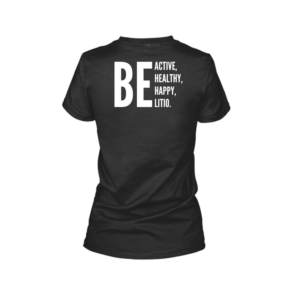 CFB Shirt damen black back