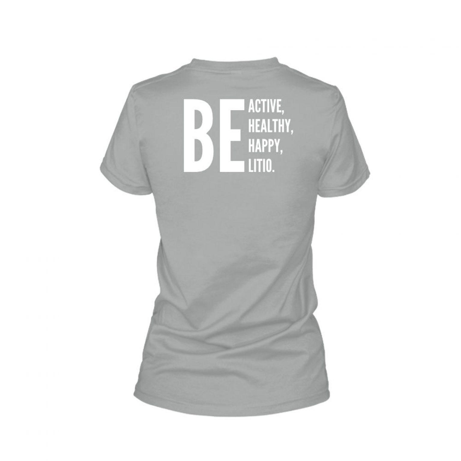 CFB Shirt damen heathergrey back