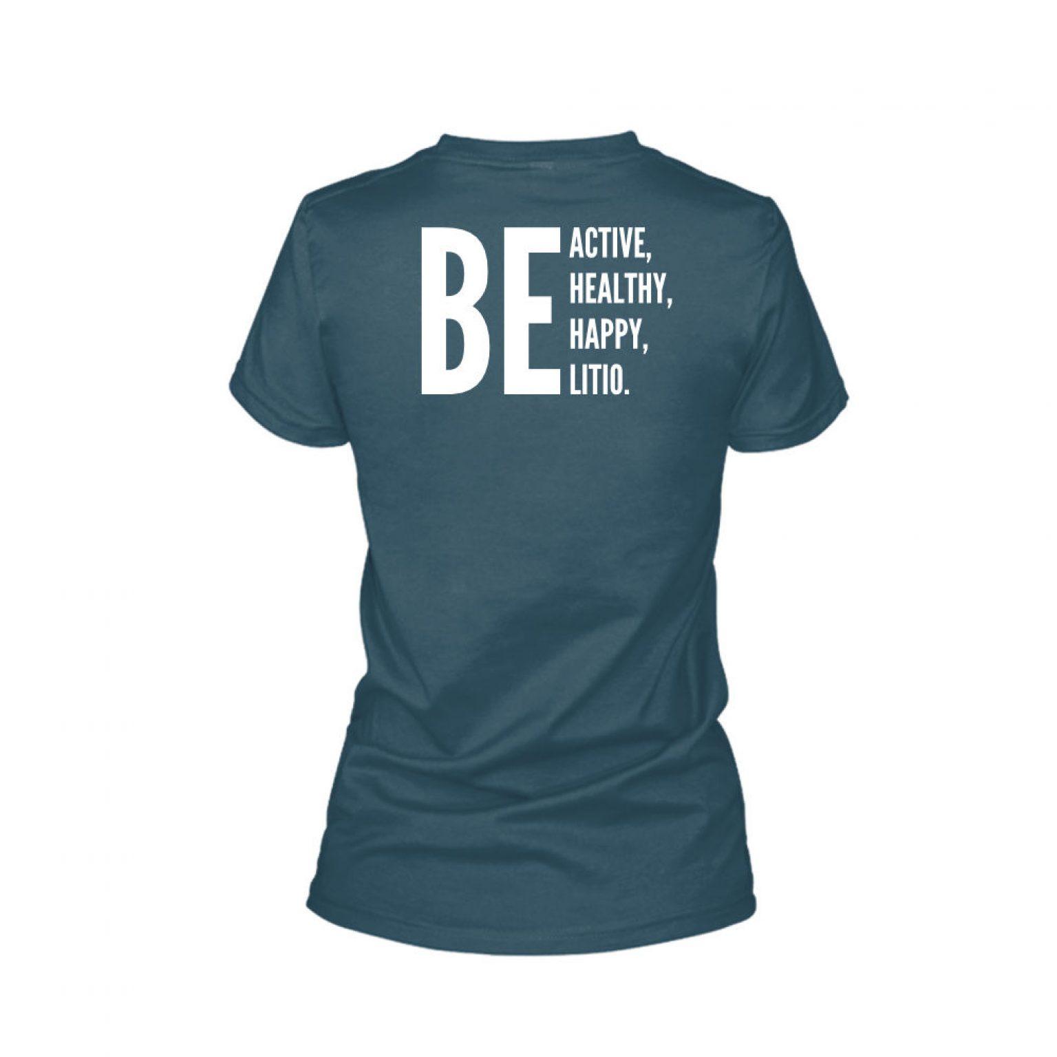 CFB Shirt damen navy back