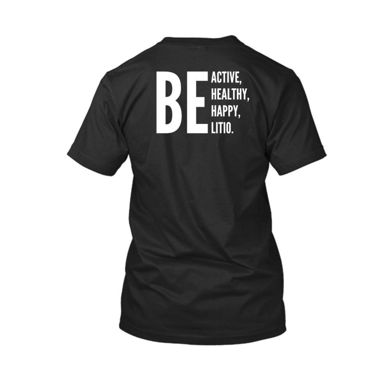 CFB Shirt herren black back