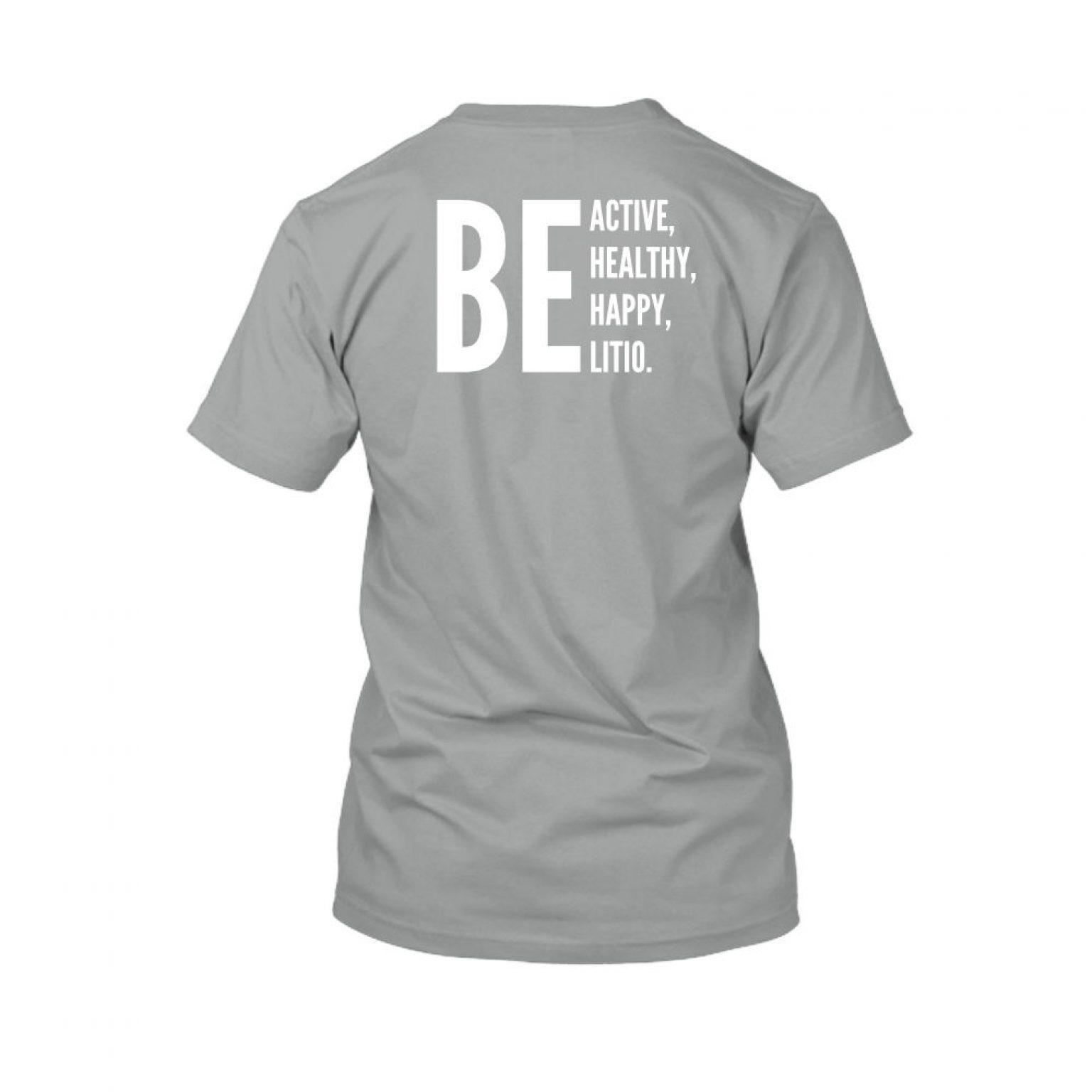 CFB Shirt herren heathergrey back