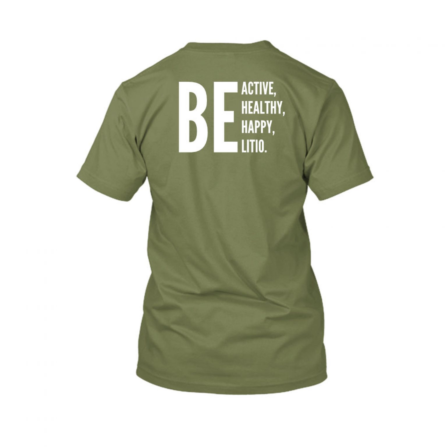 CFB Shirt herren military back