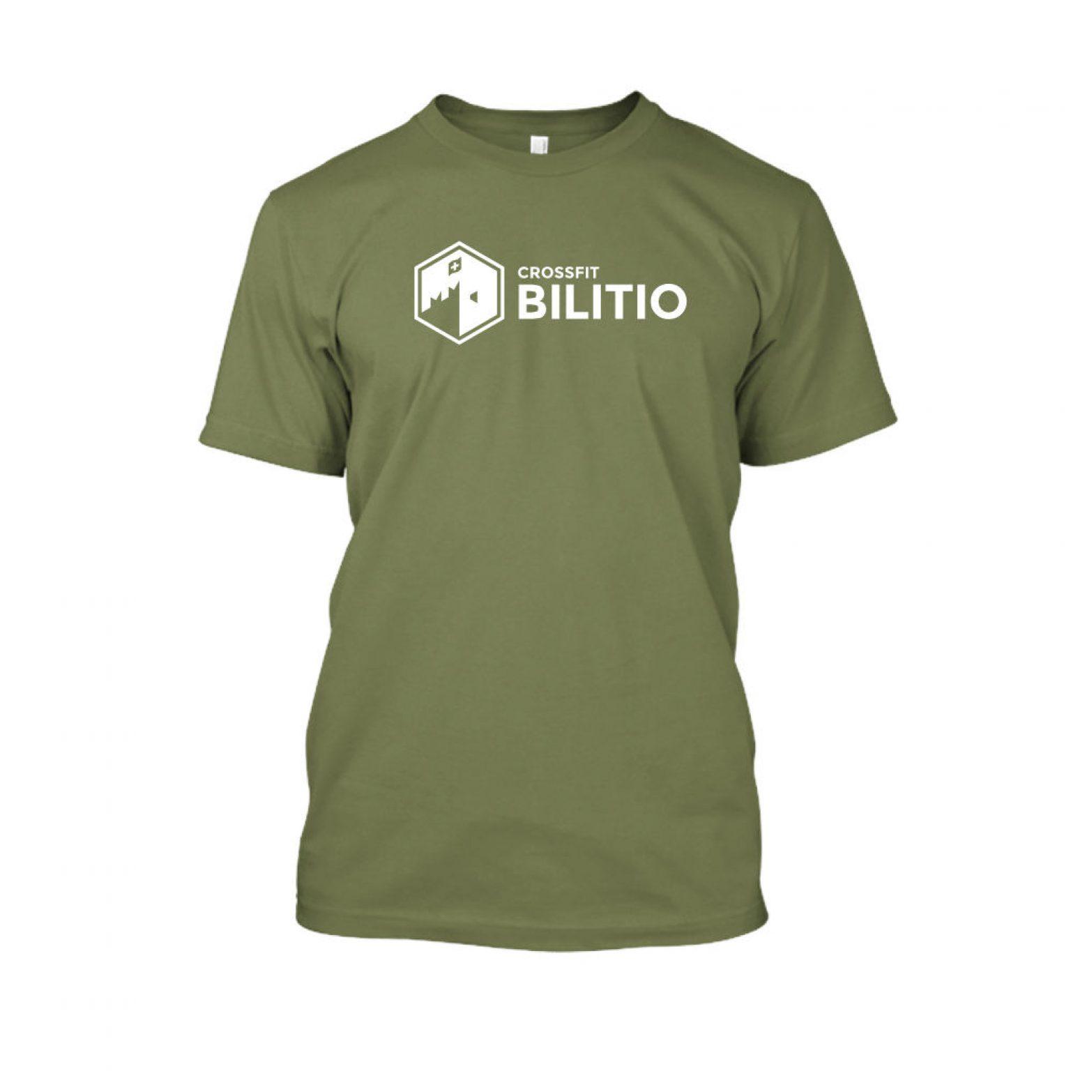 CFB Shirt herren military front