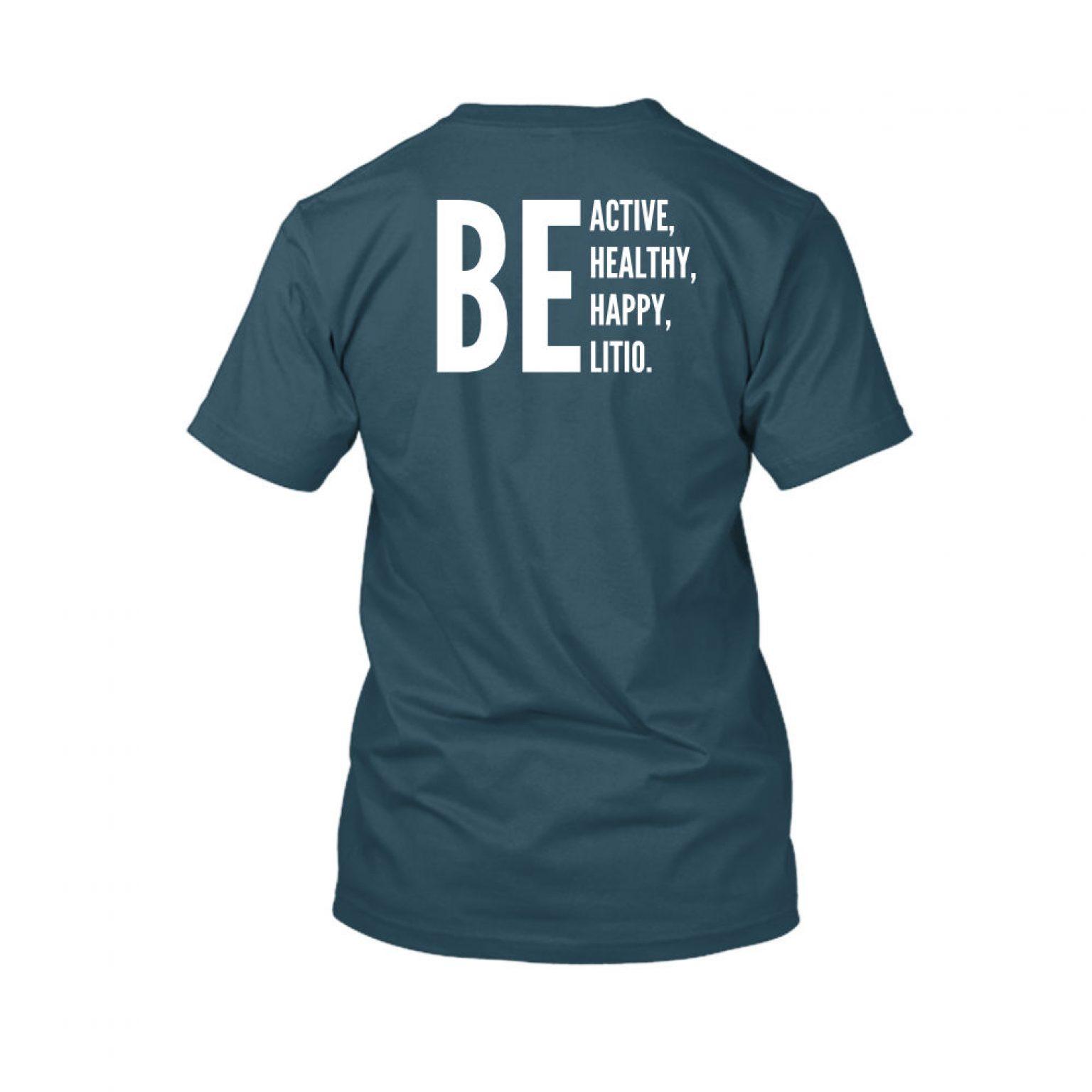 CFB Shirt herren navy back