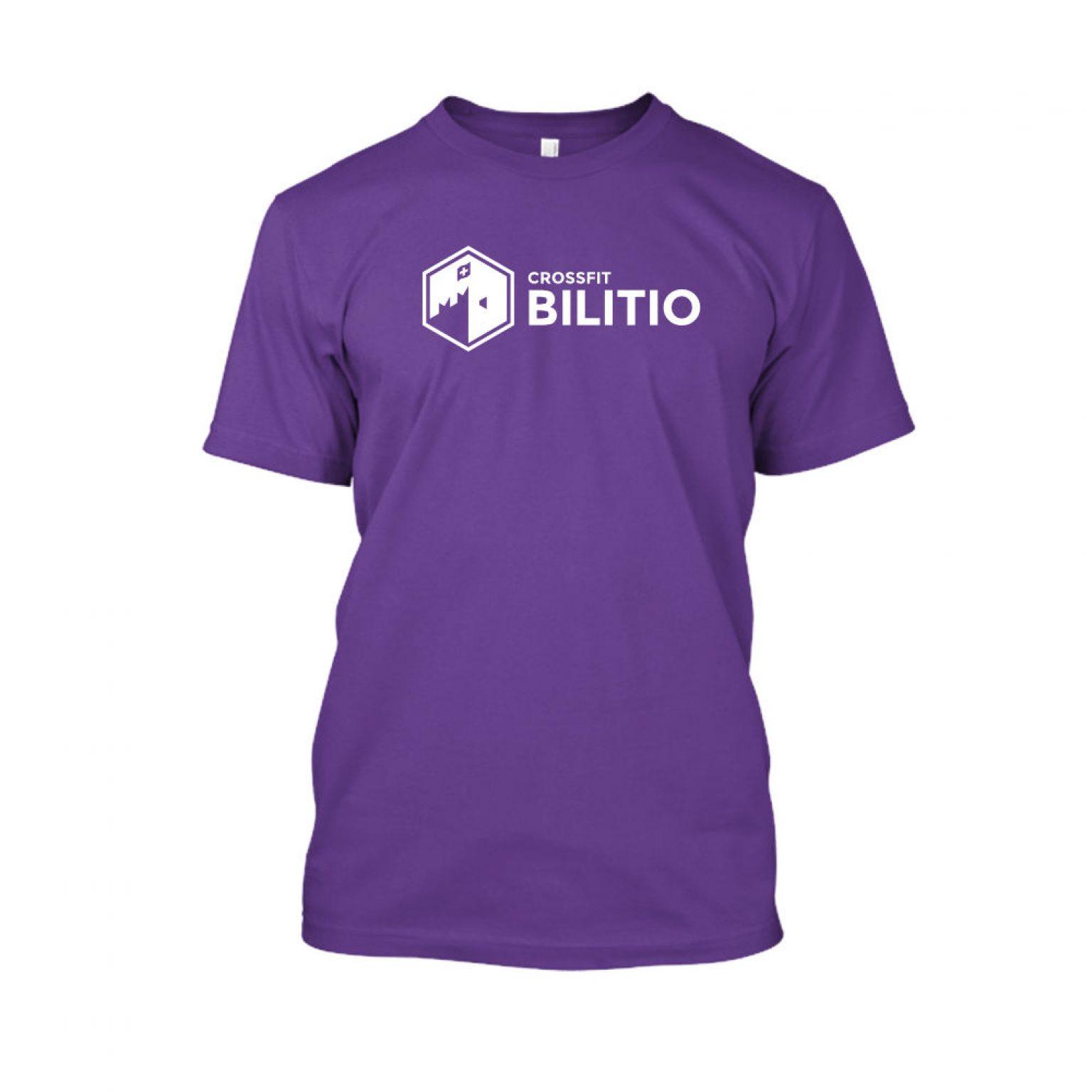 CFB Shirt herren purple front