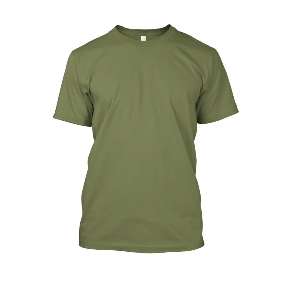 Herren shirt green front