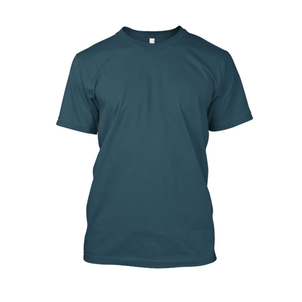 Herren shirt navy front