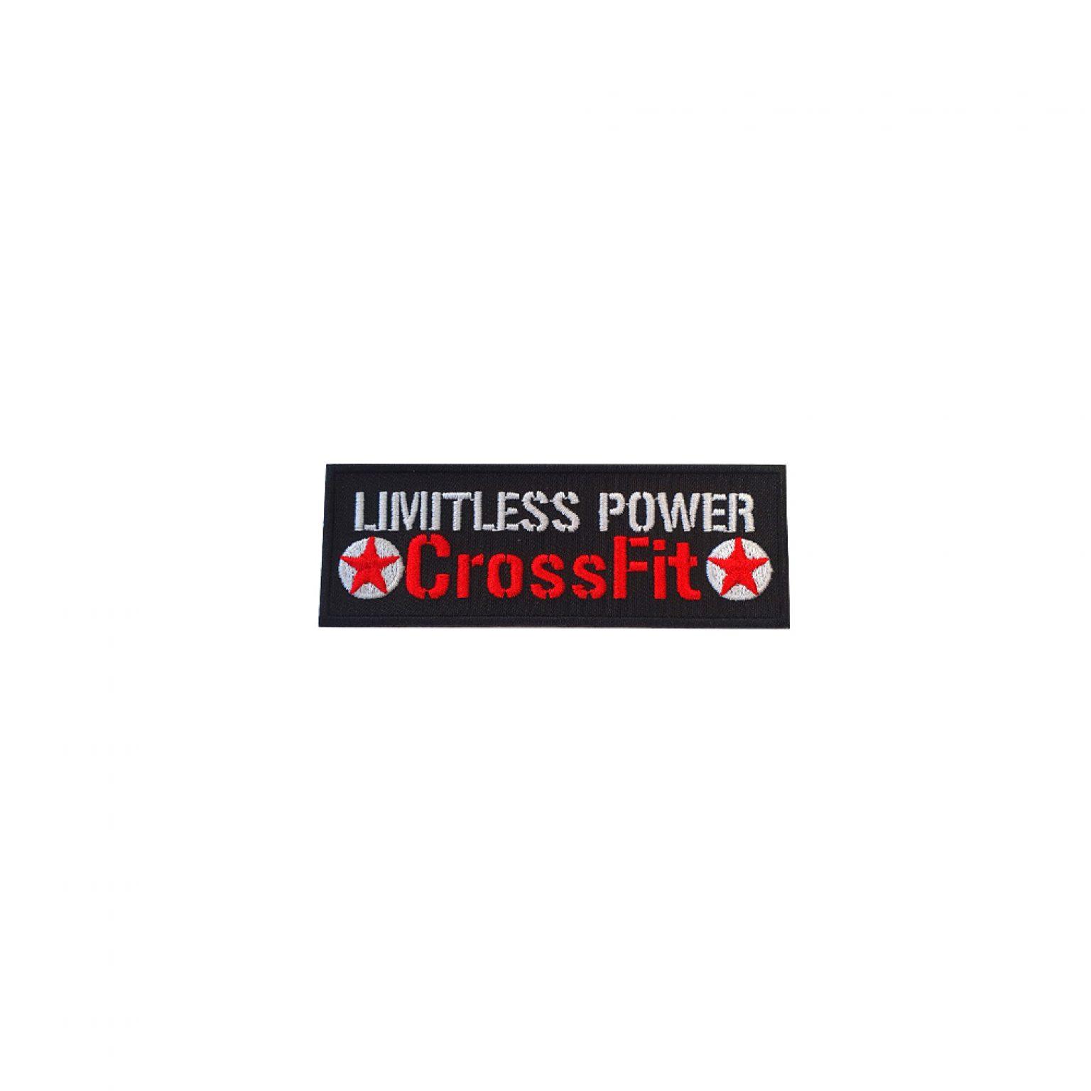LimitlessPowerCrossFit Stick Patch