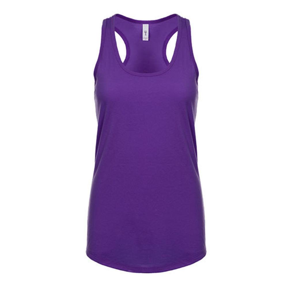 racerback purple-front-1