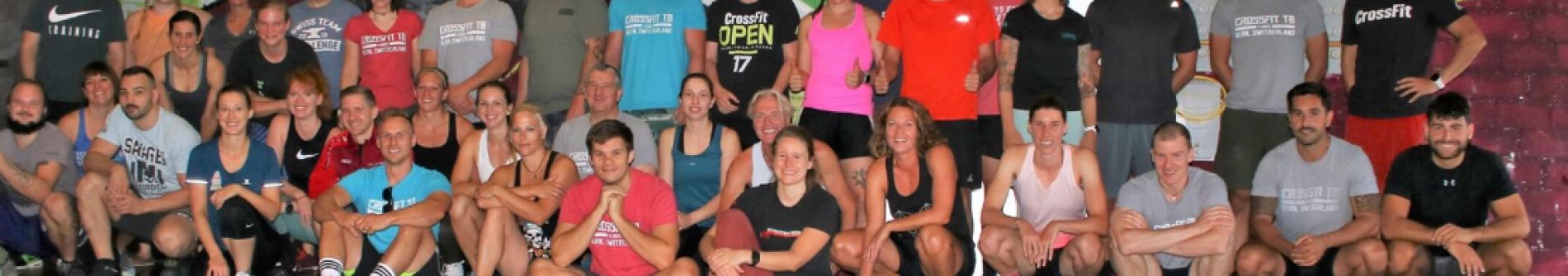 CrossFit TB Toms Box Community Bern